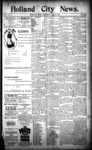 Holland City News, Volume 23, Number 11: April 7, 1894
