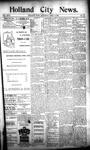 Holland City News, Volume 23, Number 12: April 14, 1894