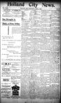 Holland City News, Volume 23, Number 14: April 28, 1894