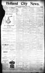 Holland City News, Volume 23, Number 16: May 12, 1894