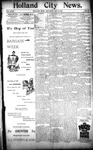 Holland City News, Volume 23, Number 17: May 19, 1894