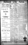 Holland City News, Volume 23, Number 19: June 2, 1894