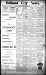 Holland City News, Volume 23, Number 21: June 16, 1894