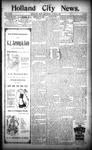 Holland City News, Volume 23, Number 23: June 30, 1894
