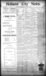 Holland City News, Volume 23, Number 25: July 14, 1894 by Holland City News