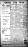 Holland City News, Volume 23, Number 26: July 21, 1894