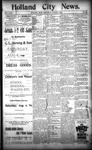 Holland City News, Volume 23, Number 28: August 4, 1894 by Holland City News