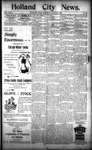 Holland City News, Volume 23, Number 31: August 25, 1894 by Holland City News