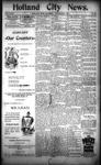 Holland City News, Volume 23, Number 32: September 1, 1894 by Holland City News