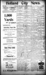 Holland City News, Volume 23, Number 33: September 8, 1894