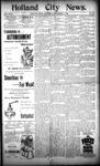 Holland City News, Volume 23, Number 34: September 15, 1894 by Holland City News