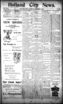 Holland City News, Volume 23, Number 35: September 22, 1894