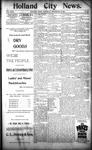 Holland City News, Volume 23, Number 36: September 29, 1894 by Holland City News
