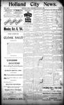 Holland City News, Volume 23, Number 37: October 6, 1894