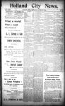 Holland City News, Volume 23, Number 41: November 3, 1894 by Holland City News