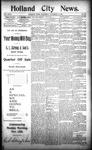 Holland City News, Volume 23, Number 42: November 10, 1894 by Holland City News