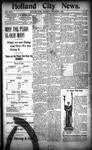 Holland City News, Volume 23, Number 45: December 1, 1894