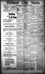 Holland City News, Volume 23, Number 47: December 15, 1894 by Holland City News