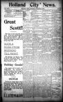 Holland City News, Volume 23, Number 48: December 22, 1894 by Holland City News