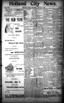 Holland City News, Volume 23, Number 50: January 5, 1895 by Holland City News
