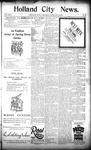 Holland City News, Volume 24, Number 5: February 23,1895 by Holland City News