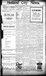 Holland City News, Volume 24, Number 6: March 2, 1895 by Holland City News
