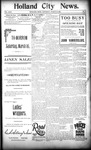 Holland City News, Volume 24, Number 8: March 16, 1895 by Holland City News