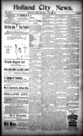 Holland City News, Volume 24, Number 14: April 27, 1895 by Holland City News