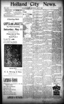 Holland City News, Volume 24, Number 16: May 11, 1895 by Holland City News