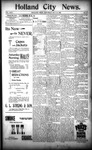 Holland City News, Volume 24, Number 17: May 18, 1895