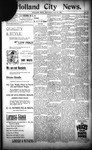 Holland City News, Volume 24, Number 18: May 25, 1895 by Holland City News