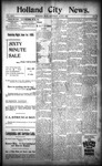Holland City News, Volume 24, Number 19: June 1, 1895 by Holland City News