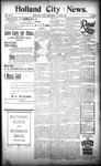 Holland City News, Volume 24, Number 22: June 22, 1895 by Holland City News
