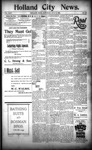 Holland City News, Volume 24, Number 25: July 13, 1895 by Holland City News