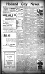 Holland City News, Volume 24, Number 27: July 27, 1895 by Holland City News