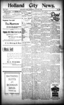 Holland City News, Volume 24, Number 28: August 3, 1895