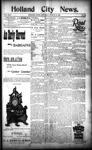 Holland City News, Volume 24, Number 29: August 10, 1895 by Holland City News