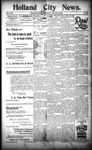 Holland City News, Volume 24, Number 31: August 24, 1895 by Holland City News