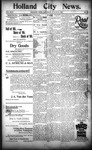 Holland City News, Volume 24, Number 32: August 31, 1895 by Holland City News