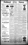 Holland City News, Volume 24, Number 39: October 19, 1895 by Holland City News