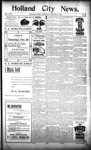 Holland City News, Volume 24, Number 40: October 26, 1895 by Holland City News