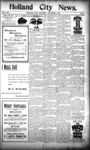Holland City News, Volume 24, Number 41: November 2, 1895 by Holland City News