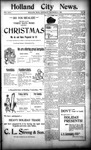 Holland City News, Volume 24, Number 48: December 21, 1895 by Holland City News