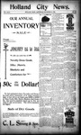Holland City News, Volume 24, Number 49: December 28, 1895