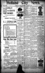Holland City News, Volume 24, Number 52: January 18, 1896