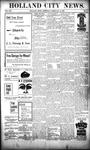 Holland City News, Volume 25, Number 4: February 15, 1896