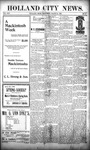 Holland City News, Volume 25, Number 9: March 21, 1896