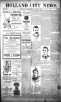 Holland City News, Volume 25, Number 14: April 25, 1896
