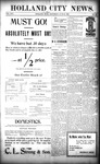 Holland City News, Volume 25, Number 23: June 27, 1896