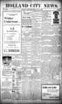 Holland City News, Volume 25, Number 25: July 11, 1896